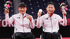 Paralympics: S. Korean athletes add two more silver medals on final day