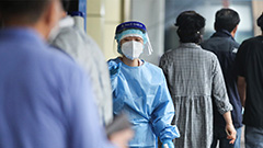 South Korea reports highest Tuesday COVID-19 caseload at 1,597