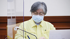 KDCA chief says S. Korea can start easing prevention measures once 80% of adults are fully vaccinated