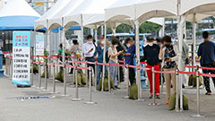 S. Korea reports 2,049 new cases of COVID-19 on Thursday