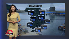 More clouds to hover around, rain in south