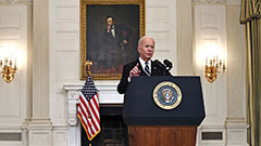 Biden announces new measures that require roughly 100 million U.S. workers to get vaccinated