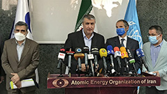 Iran agrees to allow IAEA inspectors service agency's surveillance equipment