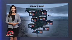 Typhoon Chanthu to trigger strong winds and heavy rain to south and Jeju
