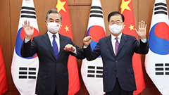 S. Korea's FM calls for China's consistent support for Korean Peninsula Peace Process
