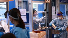 S. Korea confirms 2,008 new cases of COVID-19 on Friday