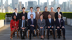 S. Korea's First Lady, BTS present lacquer craftwork as gift during visit to The Met