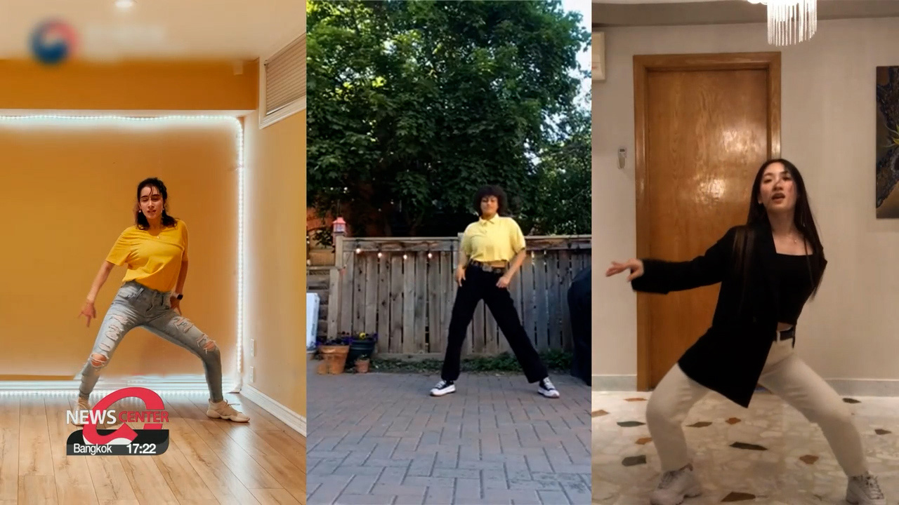 K-pop fans in Canada enjoy dance routines online amid COVID-19 pandemic
