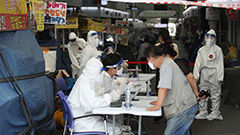 S. Korea reports highest COVID-19 daily caseload on Friday with 2,434