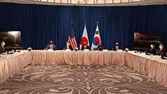Top diplomats of S. Korea, Japan meet in New York, fail to narrow differences on thorny issues