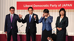 Japan's LDP to elect new president to succeed outgoing PM Yoshihide Suga