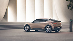 Genesis unveils GV6, brand's first all-electric vehicle