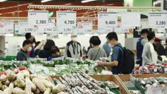 S. Korea's CPI up by more than 2% y/y for 6th straight month in September
