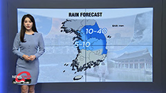 Autumn showers through tomorrow for central...unseasonable heat in South