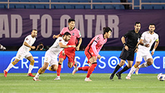 Son Heung-min scores late winner in S. Korea's 2-1 win over Syria in WC qualifying