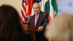 UN chief Guterres warns Afghanistan faces 'make-or-break moment'