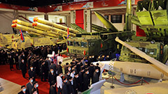 N. Korea showcases its most advanced weapons system