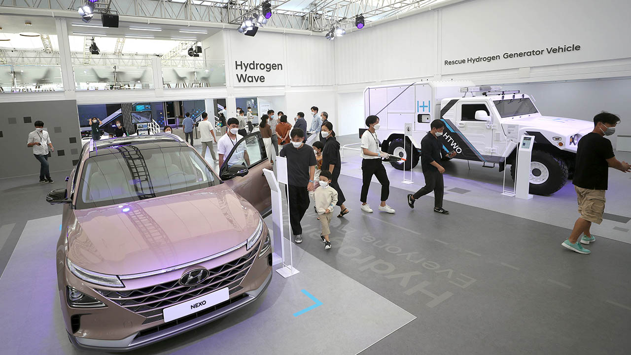 Chip shortage cut S. Korea auto production by 20.9% in Q3