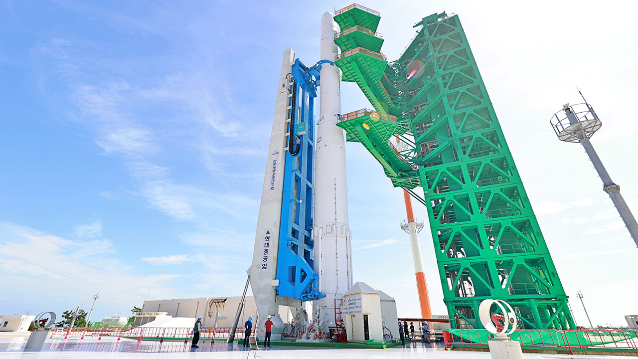 S. Korea Begins Countdown to Launch First Homegrown Rocket On Oct. 21: S. Korea's Minister of Science, ICT