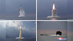 N. Korea Confirms Submarine Launch of New Ballistic Missile: Analysis