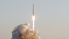 Nuri went over 700 km into space but dummy satellite didn't reach intended destination