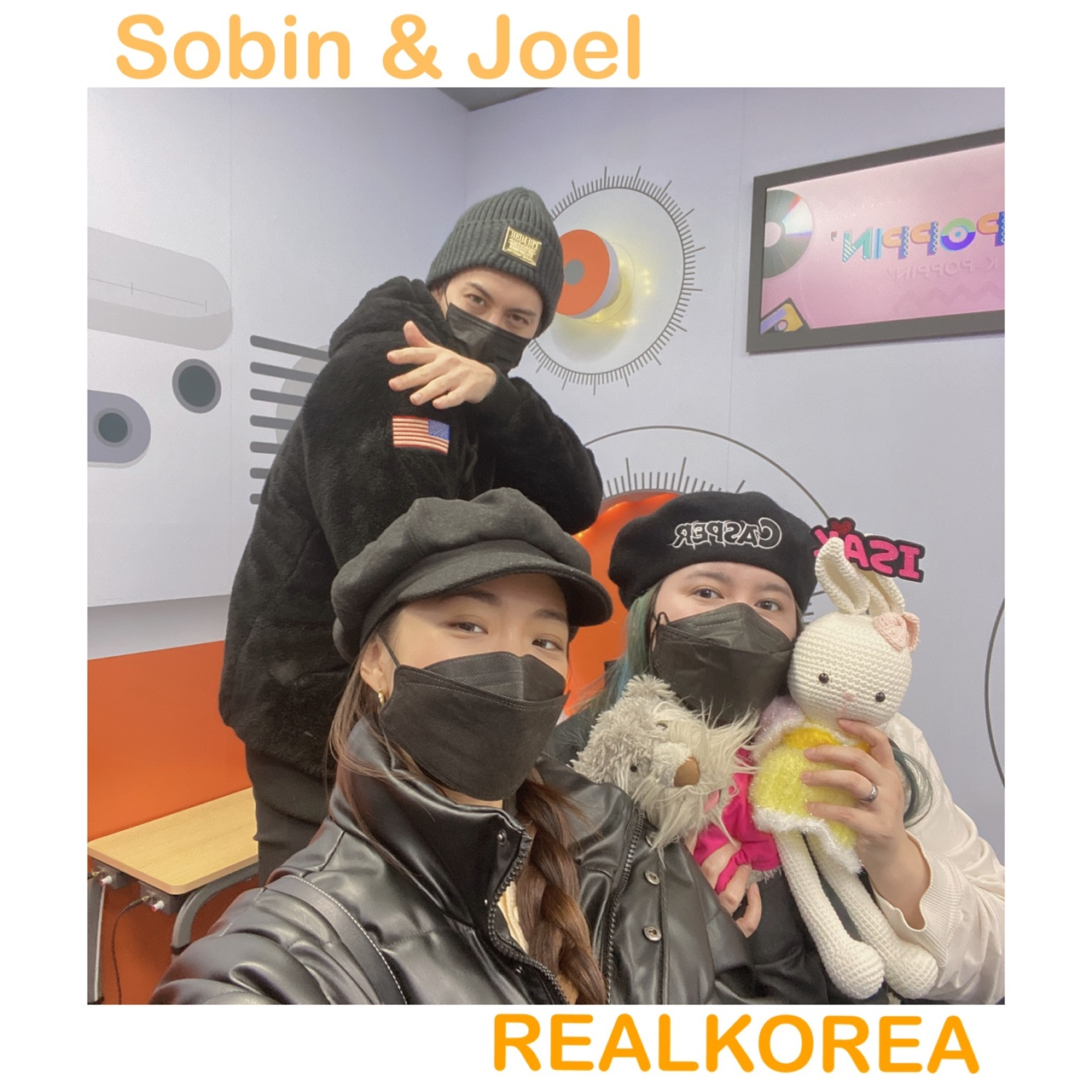 [Tuesday - REAL KOREA] With 수빈 & 조엘 Oct.19th