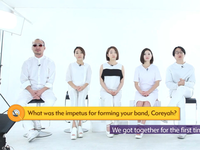 K-Populous Ep50C2 What's the intended meaning behind your band name Coreyah