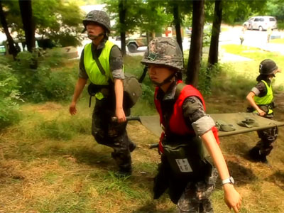 Arirang Prime Ep206C4 Captain, Medical Corps interview