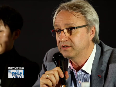 Thierry Coppens, the General Director of Médecins Sans Frontières (MSF) Part ...