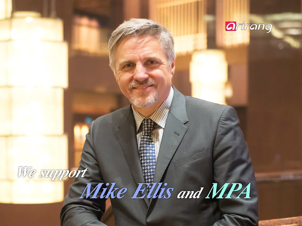 Mike Ellis, the President and Managing Director of the Asia-Pacific Region fo...