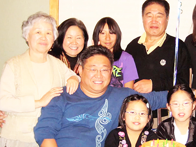 Kenneth Bae How did him feel when he returned to his family? Ep217