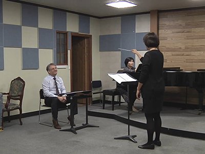 Carlo Palleschi Korean opera singers who won the competitions in Italy Ep218