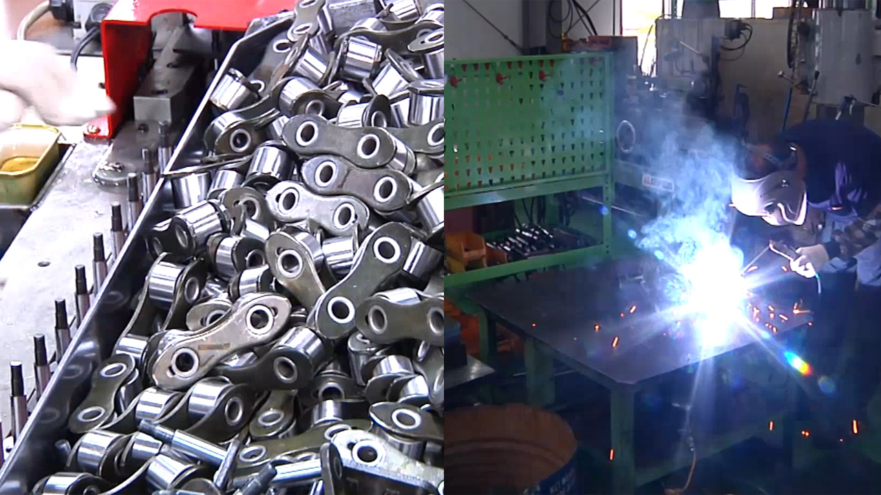[BizSmart] DY TECH, producing components for textile machinery