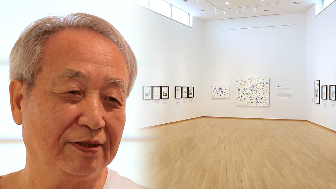 [The Diplomat] Grandpa Lee, My congratulations to this art show, full of love...