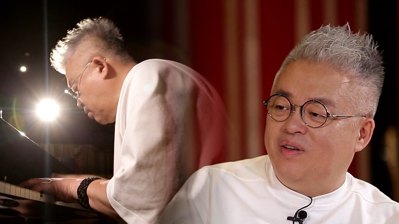 [The INNERview] Musician's aspirations to eternity  [Composer KIM Hyung-suk]