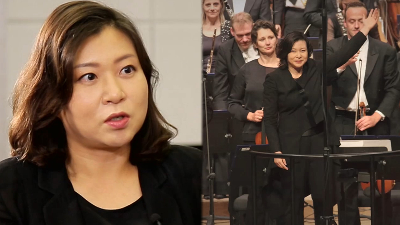 [The INNERview] Going all over the world [Conductor Shiyeon SUNG]