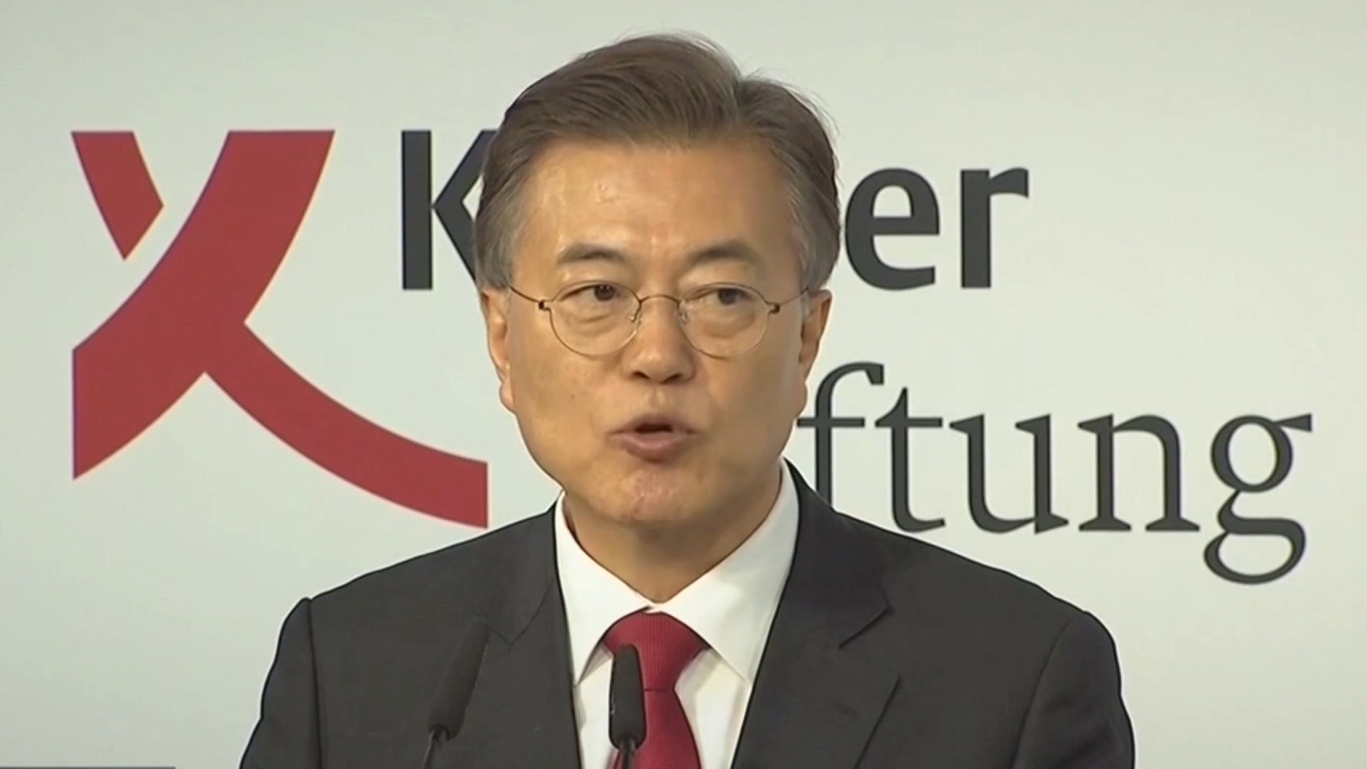 [The Diplomat] Thought on President Moon's Speech in Berlin [Stephen Auer Amb...