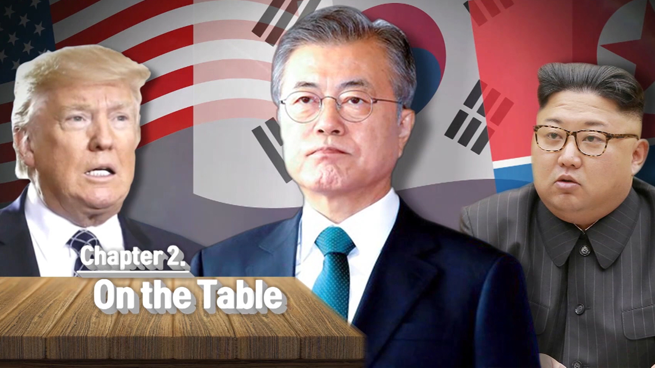 [Arirang Prime] Journey Toward Peace / ch2. On the Table