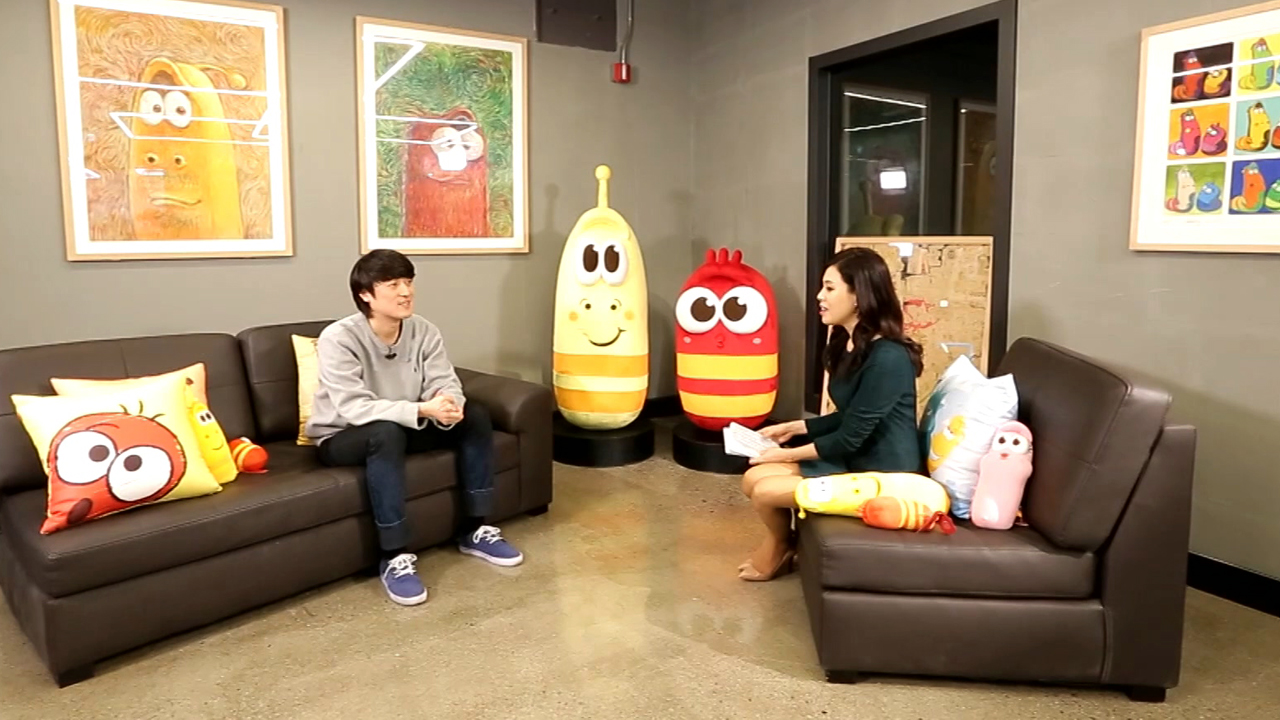 [The INNERview] Rise of Korean Animation [Director AHN Byoung-wook]