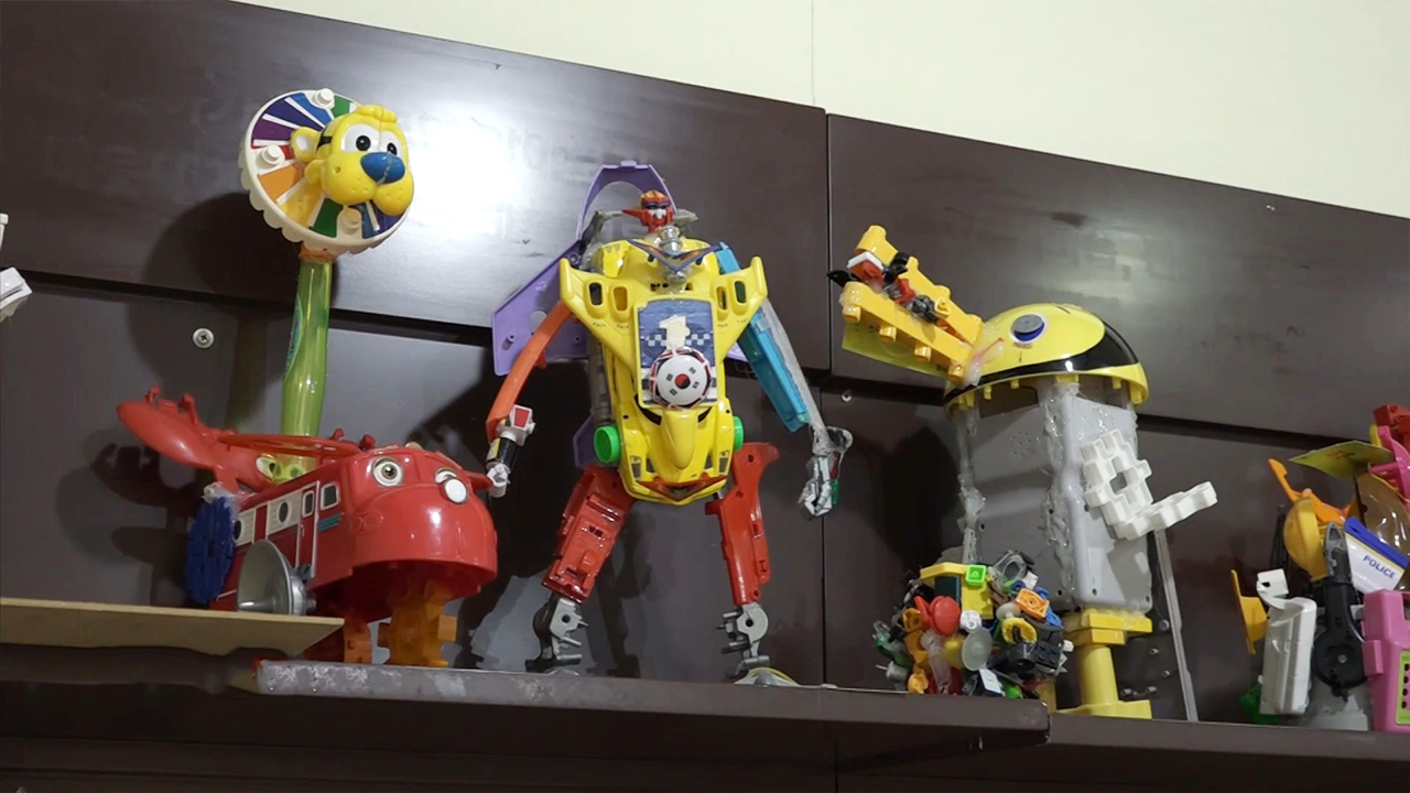 [NOW] Create Magic Out of Discarded Toys