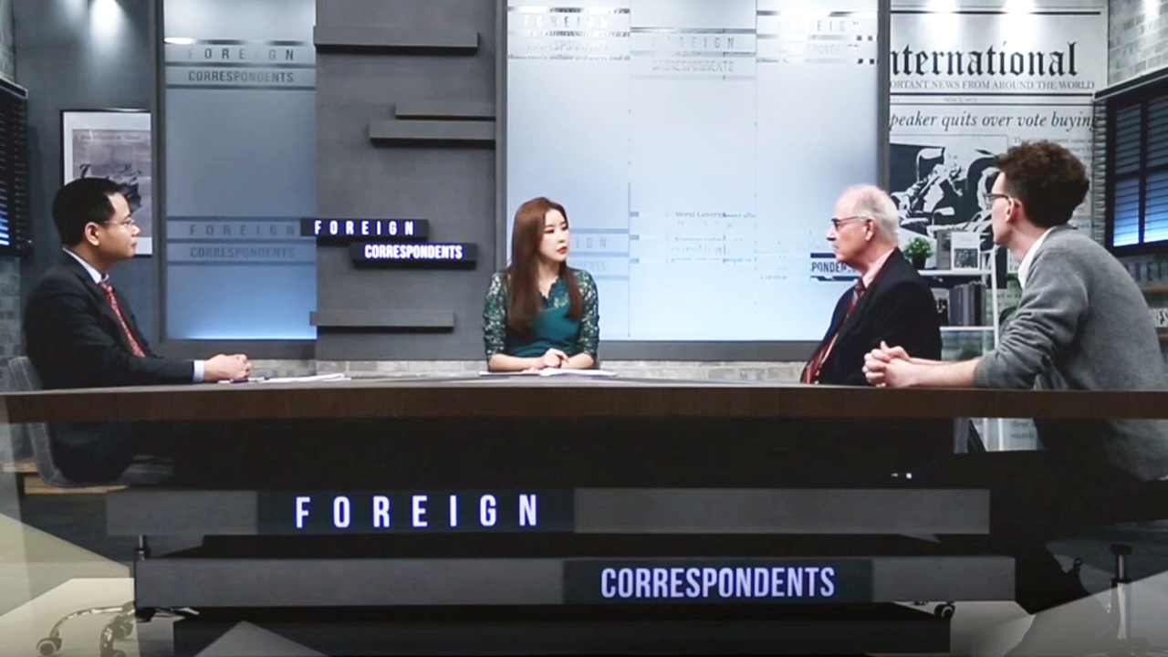 [Foreign Correspondents] 127-2 Could the Two Koreas Trade Via Land Routes Ins...