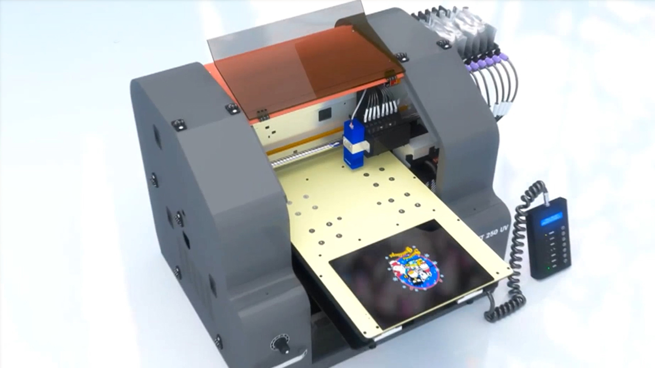[BizSmart] PRINSYSTECH, direct printing on materials such as glass and tile
