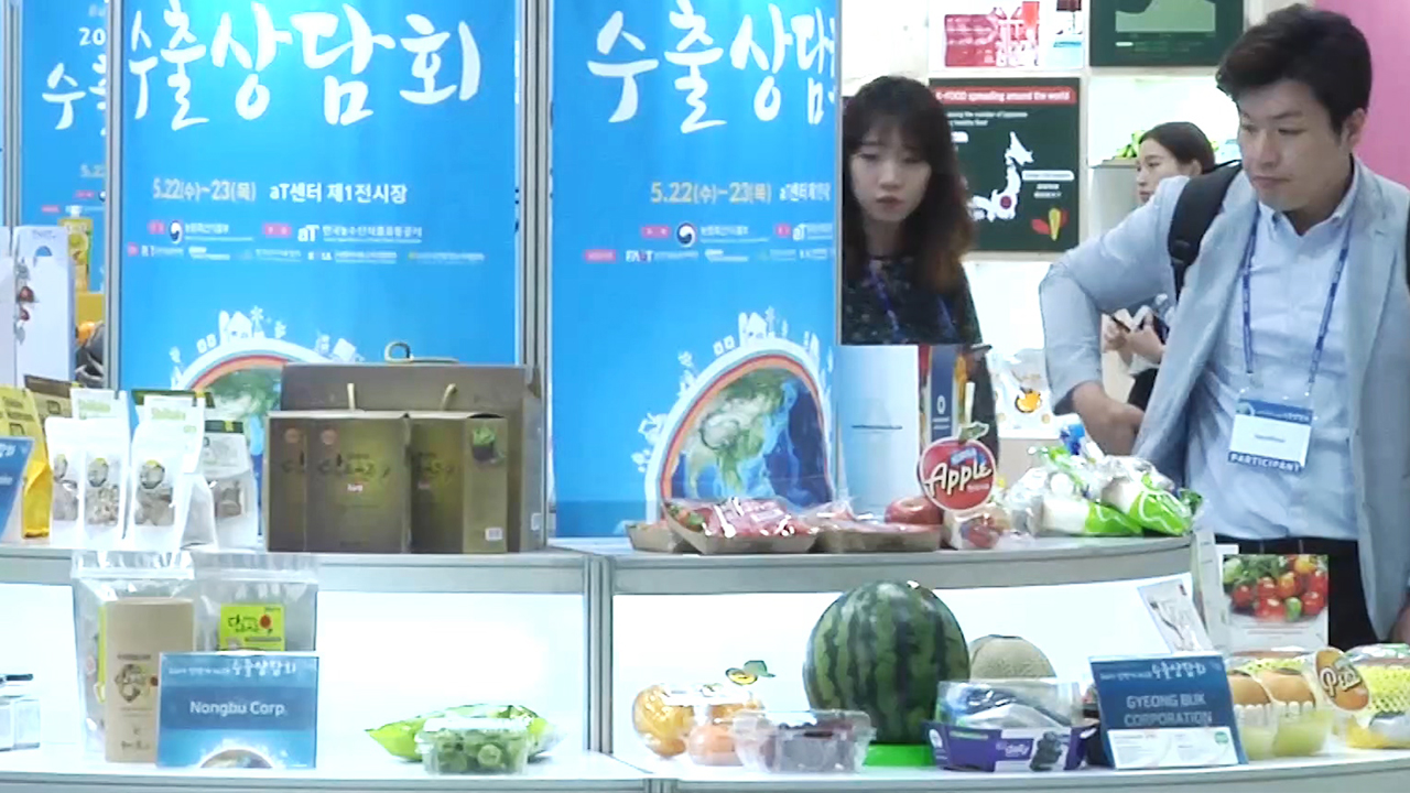 Korea's Agri-food Industry, Attracting Global Attention