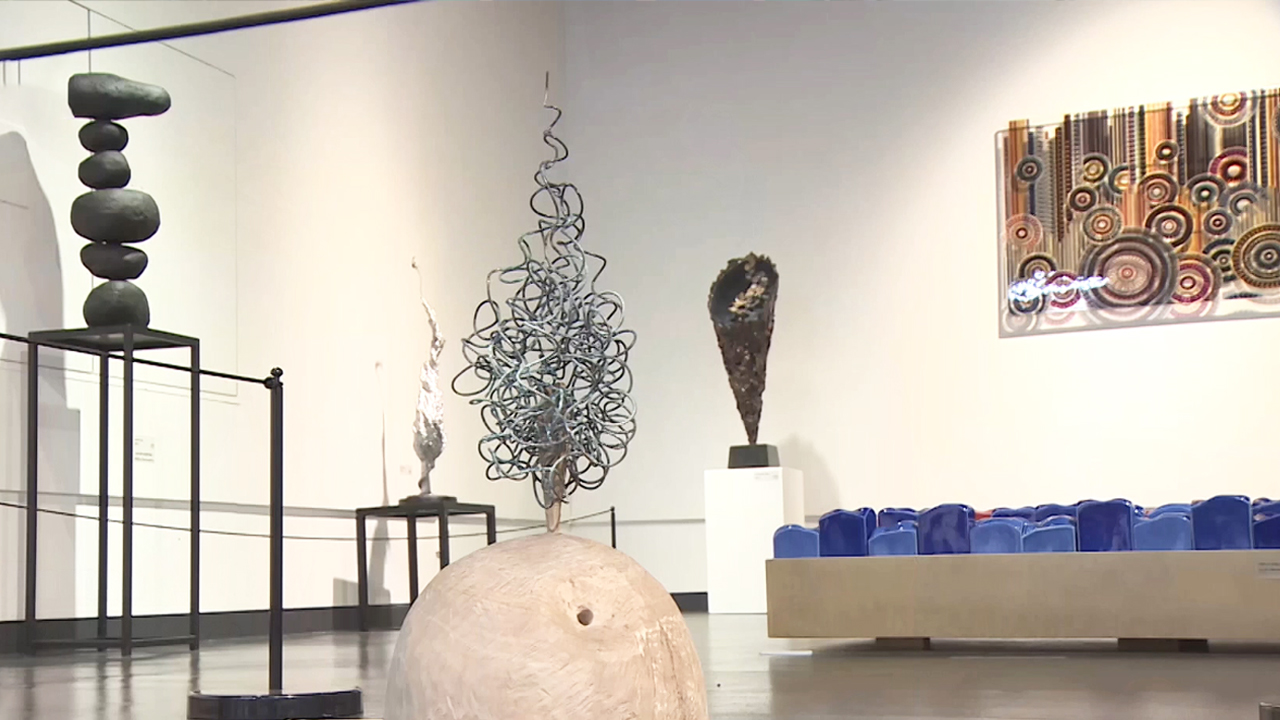 Sculptures With Aspirations For Unification