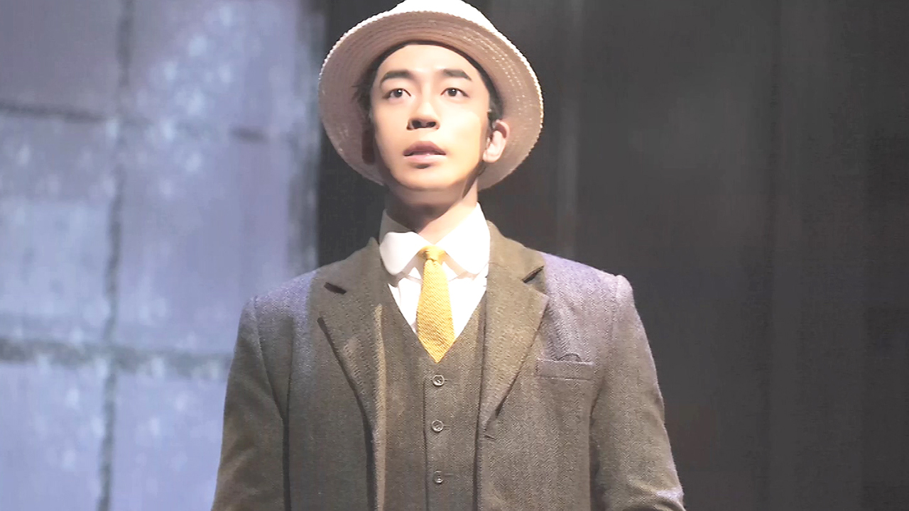 SHIN SUNG-ROK (신성록) CAST IN THE MUSICAL