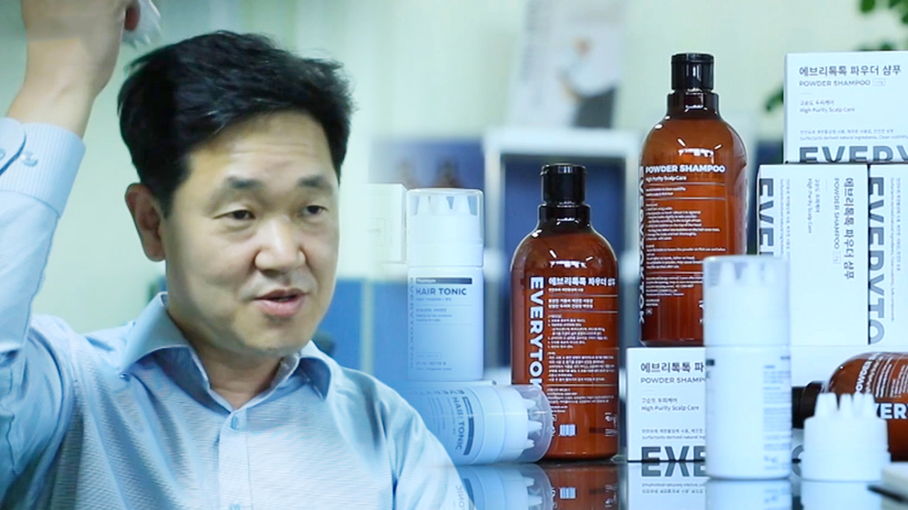 DREAMIN, specializing in developing products that can manage hair loss more e...