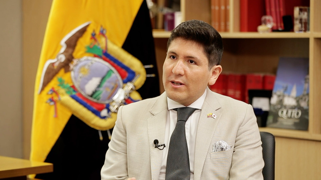 Ep.55 Ecuador, the first country in the world to give rights to nature