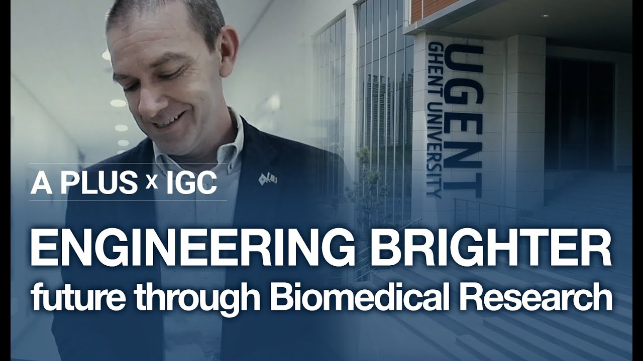 Engineering brighter future through Biomedical Research in Korea