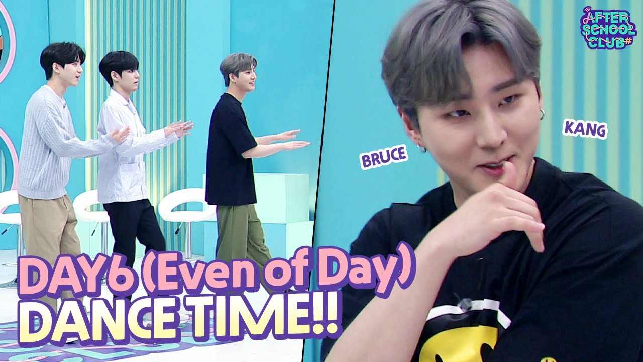 [After School Club] DAY6 (Even of Day) dance time (Rehearsal) (DA...