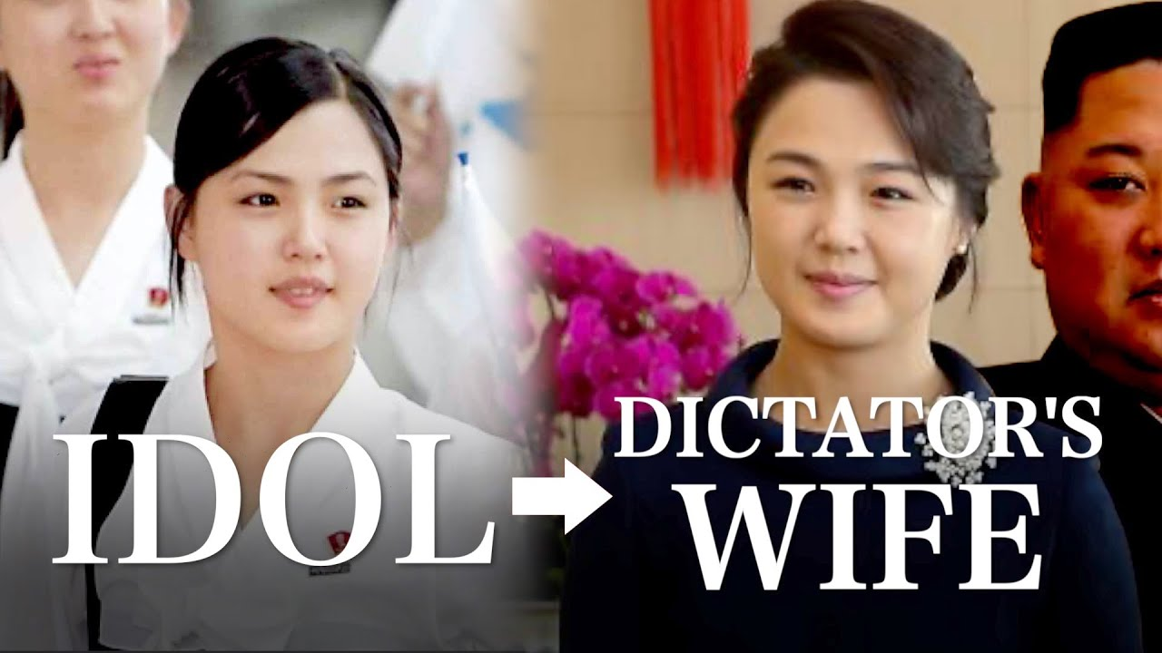 North Korea's Idol turns into First Lady